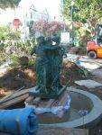 Installation Fountain #4