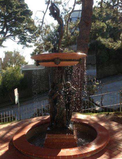 Fountain Restored #2